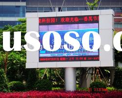 High definition P10 outdoor stage led display screen