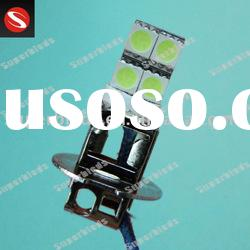 High quality competitive price H3 5050-8SMD auto led fog lamp