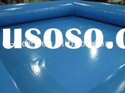 High quality single tube Inflatable swimming pool