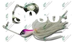High quality spinnerbait fishing lures made by wingsing fishing tackle factory