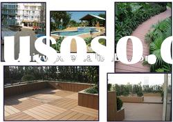 High quality wpc decking material