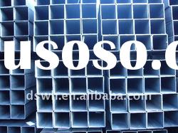 Hot Rolled ERW Carbon Steel Square Tube Q195