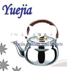 Hot sale stainless steel whistling tea pot
