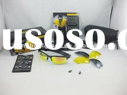 Interchangeable Sports glasses(UV400, CE EN166, ANSI Z87.1)