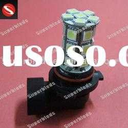 LED auto fog lights 5050 21SMD for all car bulbs and lamp 9005 9006 style