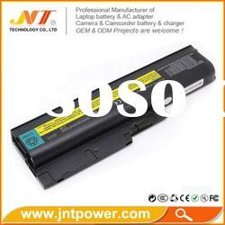 Laptop battery for Thinkpad T60 T61 R60 Z60 Z61m