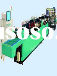 Lateral sealing High Speed Automatic Bag Making Machine