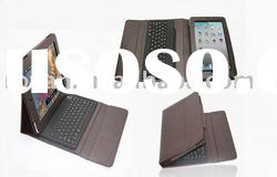 Leather case Bluetooth keyboard for ipad