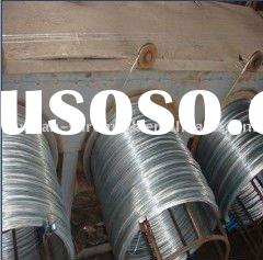 Low carbon steel wire/electro galvanized wire