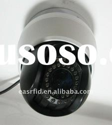 MSN H.264 WIFI Pan/Tilt IR High speed Security Network Dome IP Camera
