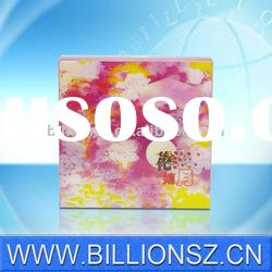 Manufacture Best quality offset printing plastic PET box