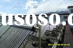 Metal Glass Vacuum Heat Pipe Tube Solar Collector