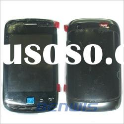 Mobile Housing for Blackberry 9380 with Black Color