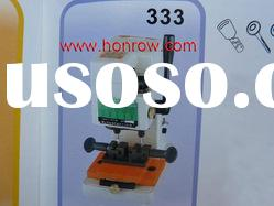 Model 333 WenXing key cutting machine with vertical cutter