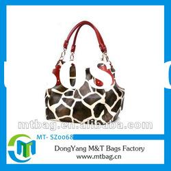 Most professional turtles fashionable bags handbags for lady