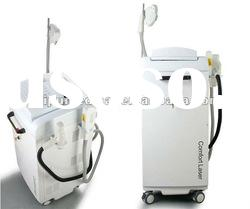 Multifunction-beauty equipment for hair and skin care (Color Touch Display)