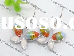 Murano Glass Jewelry and stainless steel good quality Jewelry
