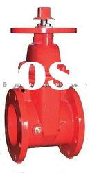 NRS Resilient Seated Gate Valve, Flange Ends 300PSI