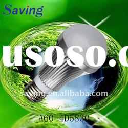 New & Hot Selling LED Bulbs from factory (A60E27-4D5830)