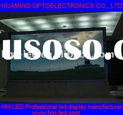 P6 full color indoor SMD led display