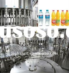 PET bottle juice filling machine/line