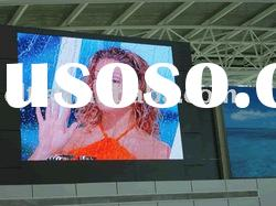 Ph7.62mm 3-in-1 SMD indoor full-color LED display