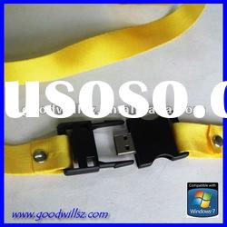 Promotion gift sling USB Flash Drive 2gb with logo