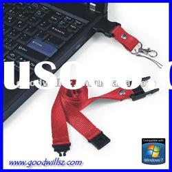 Promotional gift sling USB Flash Drive 1gb with logo