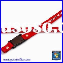 Promotional gift sling USB Flash Drive 2.0 with logo