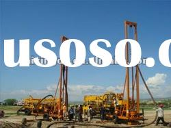 Quality guarantee KXD300P rotary pile water well drilling rigs