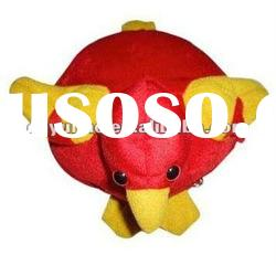 Red Bird Shaped CD Holder Case Box new 2012 promotional gift
