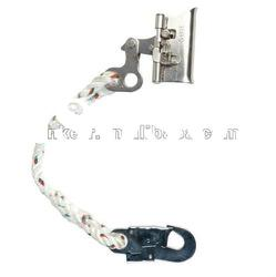 Rope Clamp, auxiliary belay system for vertical rope