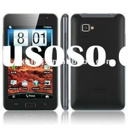 S9220 Smart Phone Android 2.3 OS 3G GPS WiFi 5.0 Inch Multi-touch Screen 8GB