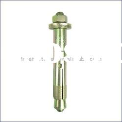 SLEEVE ANCHOR WITH HEX BOLT