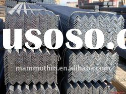 SS400 material hot rolled steel angles