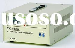 SVC S THIN TYPE VOLTAGE STABILIZER