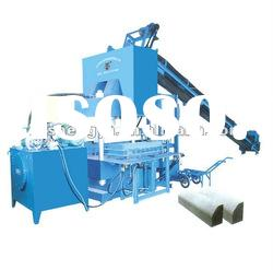 SY3000 interlocking paving stone making machine