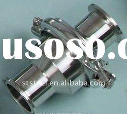 Sanitary Clamped Check Valve Stainless Steel Check Valve