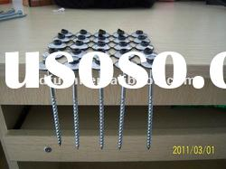 Screw Nail with Rubber Washer T015