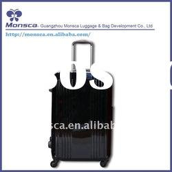 Selling hot high quality and fashion design ladies' PC travelling suitcase