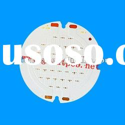 Single side Cu base led pcb board