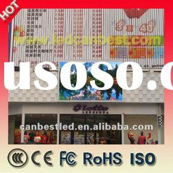 Small Outdoor LED Display Screen P10