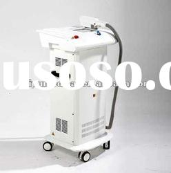 Stand Comfort laser equipment with IPL+RF System (Color Touch Display)