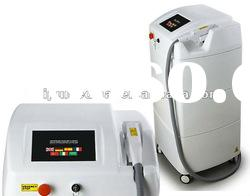 Stand IPL laser equipment for hair and skin (Color Touch Display)