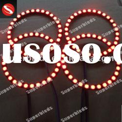 Superbleds RGB led angel eyes red ring