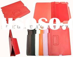 Ultra-thin PU Leather Case for iPad 2 Case