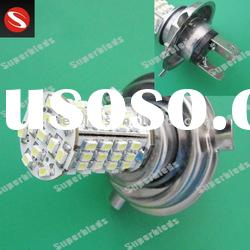 Universal fit led car fog lamp H4