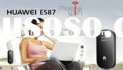 Unlock Huawei E587 100Mbps Mobile WIFI Router