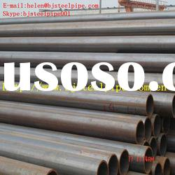 Water Treatment Industrial Used ERW Welded Straight Seam Pipe