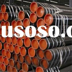 Welded carbon steel pipes of L245 pipe